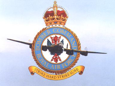 Society Of Bomber Command Hostorians Logo
